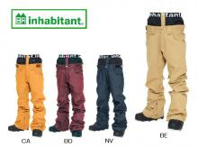 inhabitant インハビタント DENIM PANTS15-16【50%OFF】