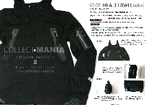 COLLECT MANIA コレクトマニア HEAD LIGHT JACKET 16-17(30%OFF)