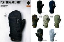 VOLUME ボリューム PERFORMANCE MITT LTD グローブ 16-17(20%OFF)