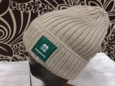 inhabitant インハビタント HOUSE NAME BEANIE